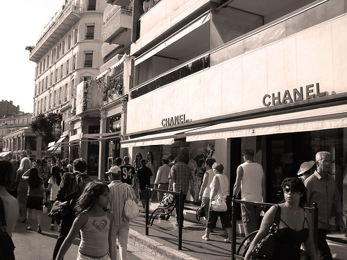 CHANEL STORE CANNES – FRANCE
