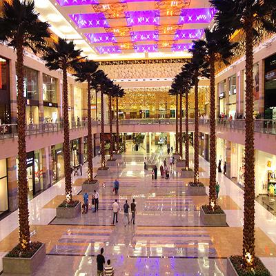 CENTRO MIRDIF CITY DUBAI – EMIRATOS ARABES UNIDOS