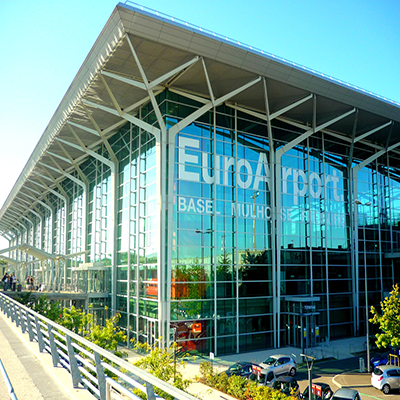 BALE MULHOUSE AIRPORT – FRANCE