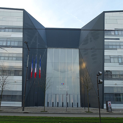 MINISTRY OF DEFENCE – FRANCE