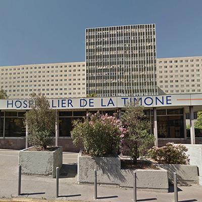 HÔPITAL LA TIMONE – FRANCE