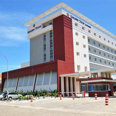 HOTEL DIPLOMÁTICO – BENÍN
