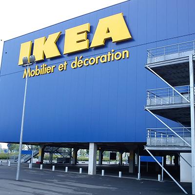 IKEA BURDEOS – FRANCIA