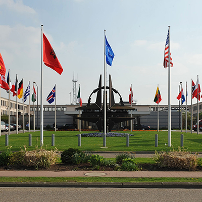 SEDE DE LA OTAN – BÉLGICA