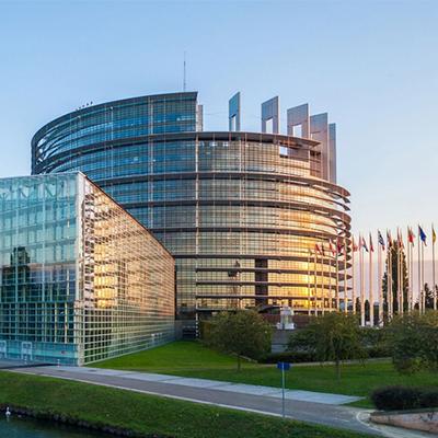 EL PARLAMENTO EUROPEO DE STRASBOURG – FRANCIA