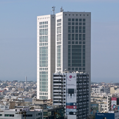TWIN CENTER CASABLANCA – MARRUECOS