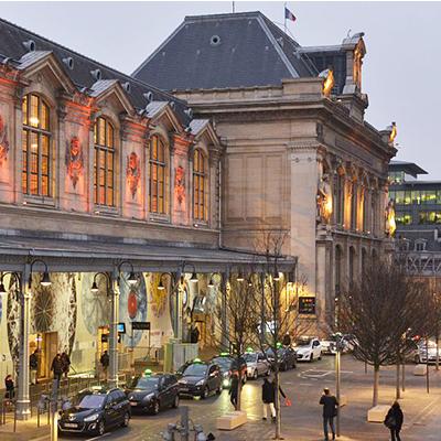 GARE PARIS-AUSTERLITZ – PARIS – FRANCE