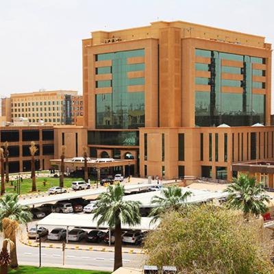 HOSPITAL REY FAISAL – RIYADH – ARABIA SAUDITA