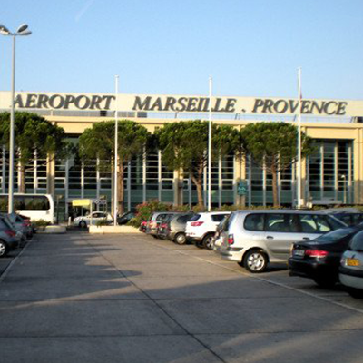 MARSEILLE PROVENCE AIRPORT CARPARK – FRANCE