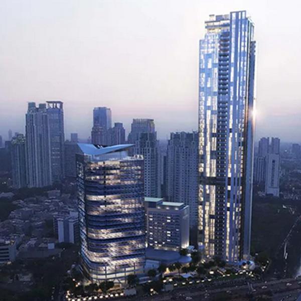 HOTEL SAINT REGIS YAKARTA – INDONESIA