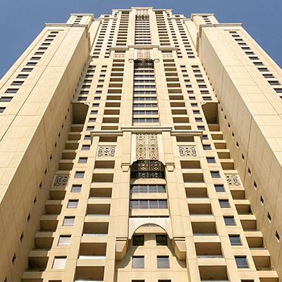 EDIFICIOS RESIDENCIALES SHAMS – DUBAI – EMIRATOS ÁRABES UNIDOS